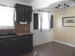 8th Street Rental Home City of Maryville Kitchen