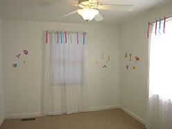 Eighth Street rental house kid's bedroom or office