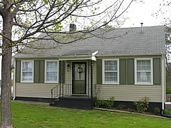 Eighth Street Rental home in Maryville, TN